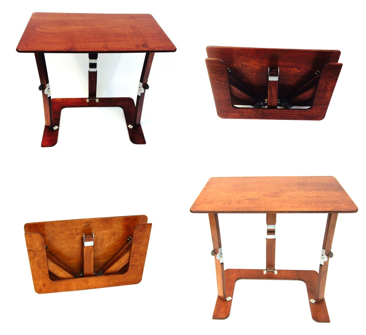 Miraculous Couchdesk Folding Tray Table By Spiderlegs Caraccident5 Cool Chair Designs And Ideas Caraccident5Info