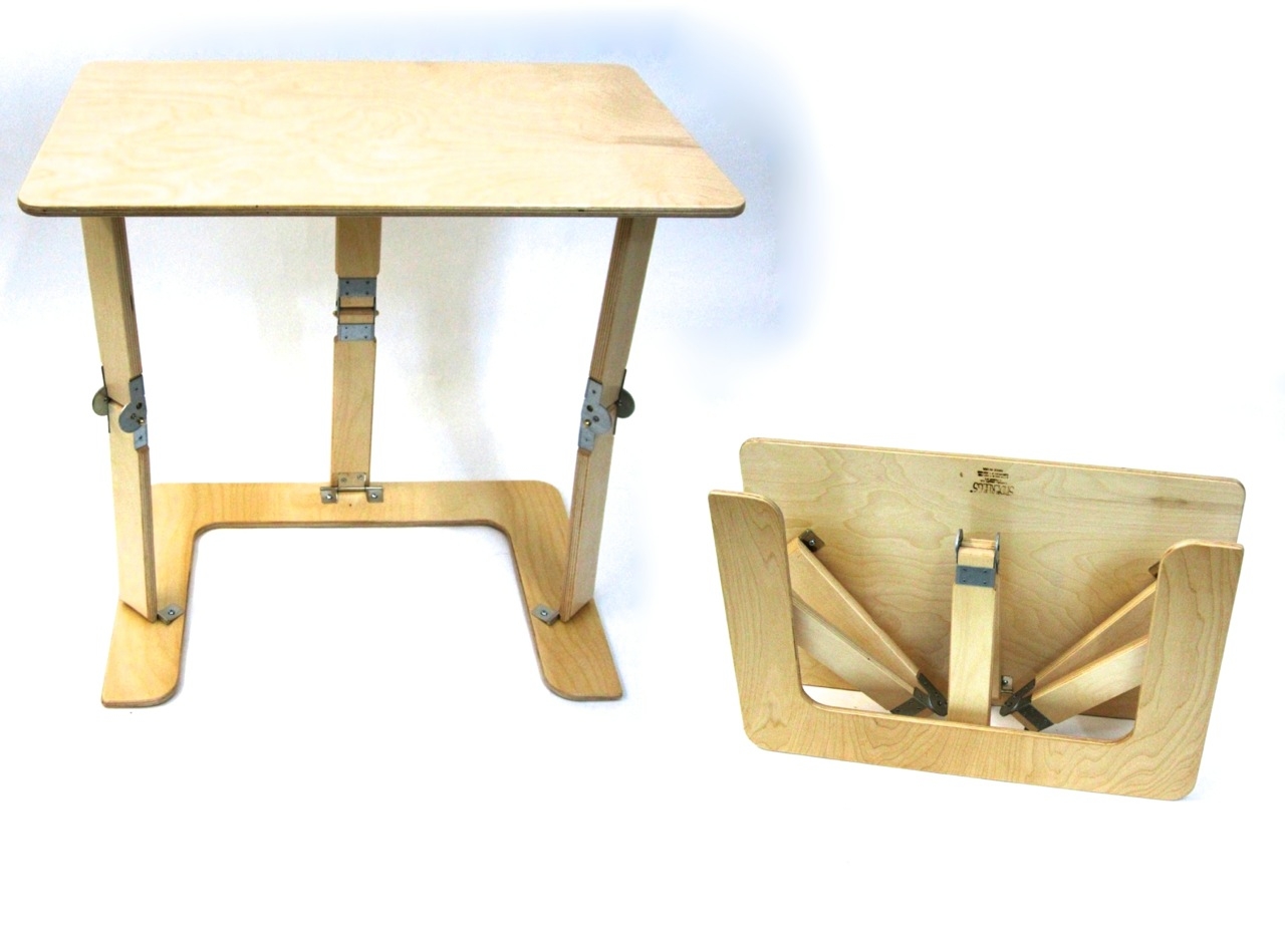 Remarkable Couchdesk Folding Tray Table By Spiderlegs Beatyapartments Chair Design Images Beatyapartmentscom