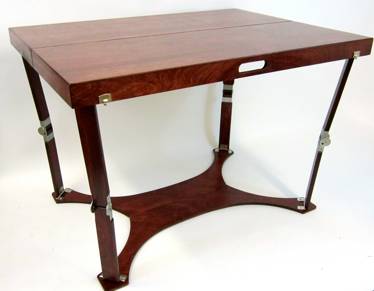 ... crafted folding tables furniture custom crafted folding picnic table
